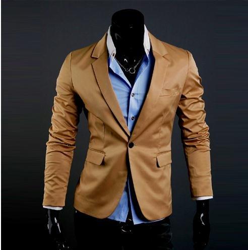Wholesale-fashion Men's Waistcoat Suit Vest Mens Slim Fit Skinny ...