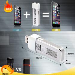 2015 new products Wireless WIFI usb flash drive, usb flash drive tv player for Android, 1tb usb flash drive 3.0
