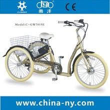 GW7019E electric adult tricycle for disabled