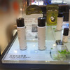 new design famous brands' acrylic display shelf, Dior cosmetic display stand