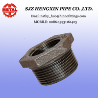 galvanized malleable iron pipe clamps reducing bushing