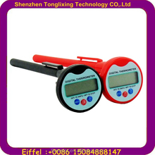 Metal Digital Thermometer China Factory EXM Price For Cooking Meat Thermometer Professional