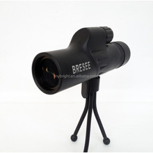 Bresee 10X30 HD Spotting scope for bird watching with Tripod