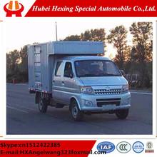 2015 new Chang'an 4x2 mini van transport truck