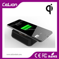 For Mobile Phone Big Capacity Universal Qi Wireless Charger Power Bank