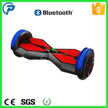 Full Charge 25 Km 2 Wheel Self Balance Board Electric Scooter