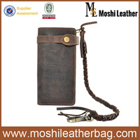 6018 Vintage Genuine Wallet Leather Case For Iphone 6