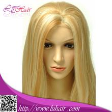 7a grade human hair wig wholesale, factory price human hair wig