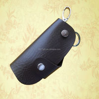 Leather car key case, leather keychains for various cars,high quality