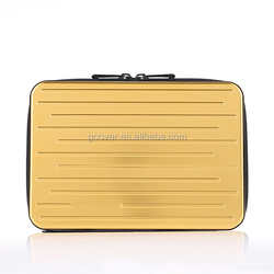 Hot selling hard shell metal ccase PET case for ipad Mini