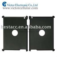 Crystal case for ipad 2 rubber case