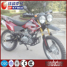 cheap air cooling 125 dirt bike for sale(ZF250GY-3)