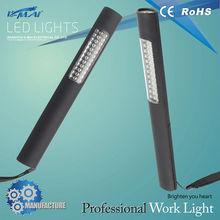 2015 hot good sale powerful & portable pen like magnetic 36+1pcs led work light