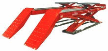 BRAND NEW WITH CE ! VEHICLES CAR HYDRAULIC SCISSOR Lift RAMP! 9000LBS!