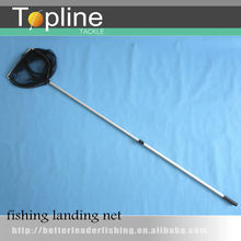 cheap aluminium landing net, telescopic landing net, fishing landing net