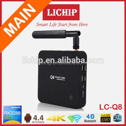 2016 new products quad core android tv box 1080 hd rk3288 mk288