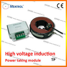 High current can resist strong impact of short-time withstand current from the power grid with TP series