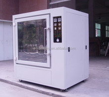 touch screen military standard customized high quality box - rain spray testing machine for lab