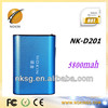 Manufacture power bank 5600mah portable mini power bank With CE FCC RoHS