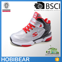 China best sell kobe basketball shoes anti skid boys sport shoes