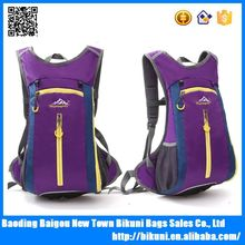 Wholesale waterproof nylon outdoor traveling sports cycling backpack bags