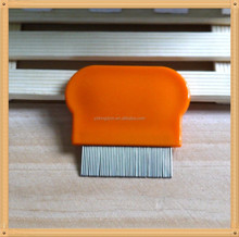 Round handle cute common hair comb