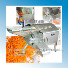 Fruit and vegetable dicing and slicing machine