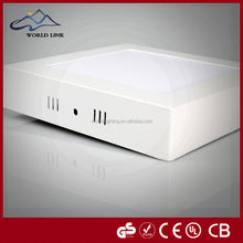 Factory direct sale dimmable white led suspended ceiling light panelWith three years guarantee