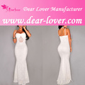 grossista moda branca sereia laço amostra grátis de vestidos de baile