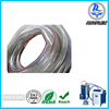 large diameter 5 inch flexible plastic hose pipe with steel wire reinforced