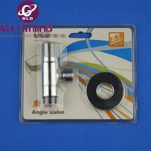 GLD clear blister packing for Radiator Valve blister packing box for angle valve plastic packing box for sluice valve
