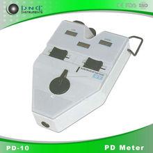 PD-10 metros PD óptica