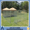 2015 Baochuan Heavy duty galvanized outdoor chain link dog kennel/dog run kennels/dog cage