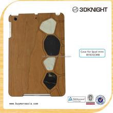 2015 hot new product for iPad Mini wood case