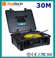 Drain Inspection Snake Camera with 420TVL high resolution Sony CCD head