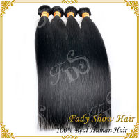 Human hair export hair brazilian virgin hair straight wholesale