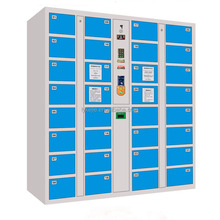 Popular Used Supermarket Steel Storage Cabinet Design Children Toys Iron Storage Closet