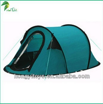 2014 Guangzhou Hongyi Good Wormanship OEM Folding Picnic Tent