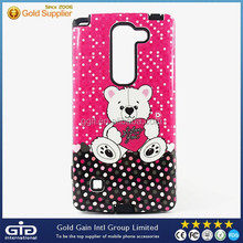 [GGIT]Compatible Price Water Transfer Printing TPU Case For LG G2