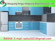 18mm High Glossy UV MDF Board for Kitchen Cabinet