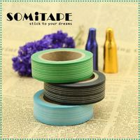 Heat-Resistant Self Adhesive Bitumen Waterproof Tape For Home And Office Decoration