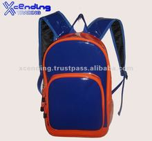 Cheap Plain school bag durable PVC bag