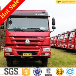 Top Brand heavy duty 10 wheeler trucks sinotruk howo dump truck for sale
