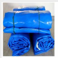 Waterproof 18 oz vinyl coated lumber tarps fabric for lumber tarp,steel tarp