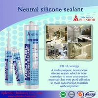 Neutral Silicone Sealant/silicone sealant for kingspan panels/ fda approved silicone sealant