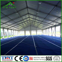 temporary exhibition hall sport tent football
