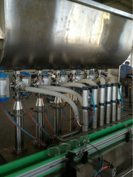 Factory price Automatic plastic bottle viscostiy rose jam filling machine with CE,ISO
