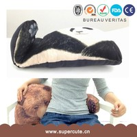 Sweet love gift hold you in my arms Panda Arm Shaped car cushion