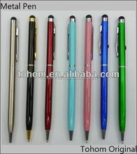 promotion custom logo wholesale cheap set gift ball pen metal