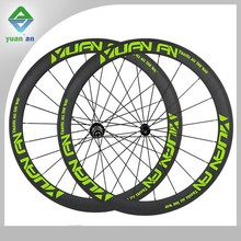 carbon novatec carbon wheels 50mm bmx for road bike clincher bicycle wheels